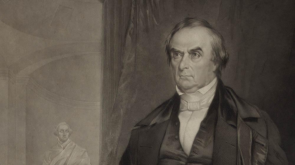 Daniel Webster, American statesman